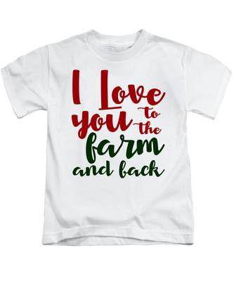 Farmer Kids T-Shirts