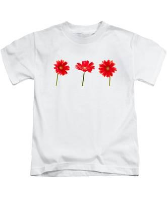 Plant Stem Kids T-Shirts