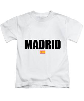 Madrid Kids T-Shirts