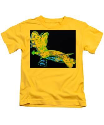 Glow Stick Kids T-Shirt