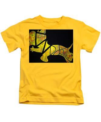 The Djr Kids T-Shirt