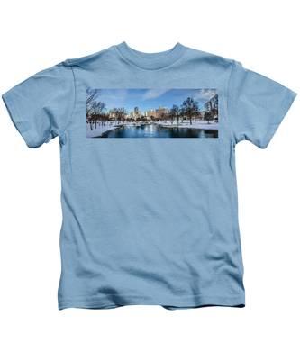 Charlotte Downtown Kids T-Shirt