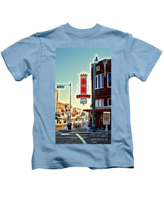 Bb King Club Kids T-Shirt