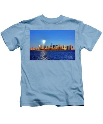 Lighthouse Manhattan Kids T-Shirt