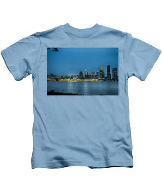 Louisville Ky 2012 Kids T-Shirt