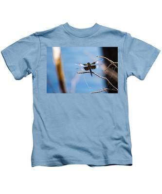 Merrill Creek Dragonfly Kids T-Shirt