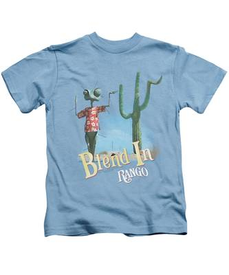 Western Kids T-Shirts