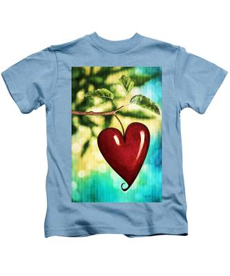 The Fruit Of The Spirit Kids T-Shirt