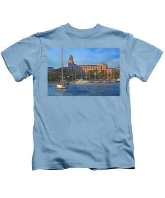The Vinoy Park Hotel Kids T-Shirt