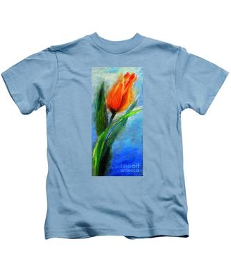 Tulip - Flower For You Kids T-Shirt