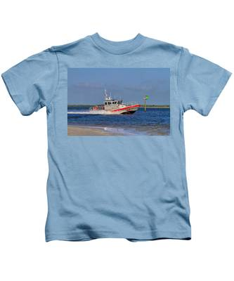 United States Coast Guard Kids T-Shirt