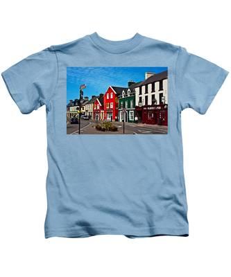 Dingle Bay Color Kids T-Shirt