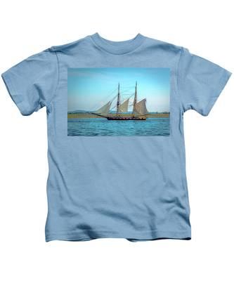 Us Brig Niagara Kids T-Shirt