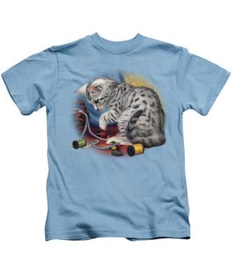 At Play Kids T-Shirt