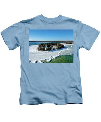 Cana Island Kids T-Shirt