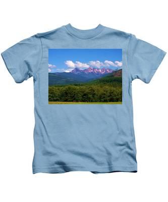 Cascade Sisters Kids T-Shirt