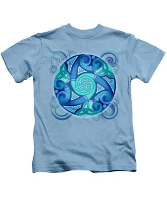 Celtic Planet Kids T-Shirt