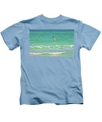 Flying Solo Kids T-Shirt