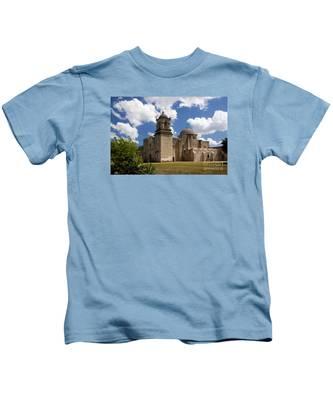 Mission San Juan Kids T-Shirt