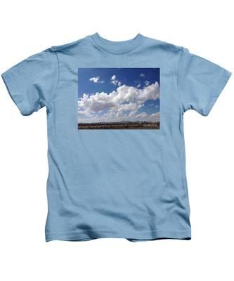 Running Hills Kids T-Shirt