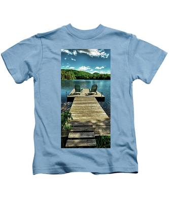 The Adirondacks Kids T-Shirt