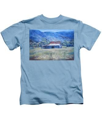 Warby Hut Kids T-Shirt