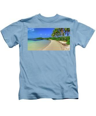 Living On An Island Kids T-Shirt
