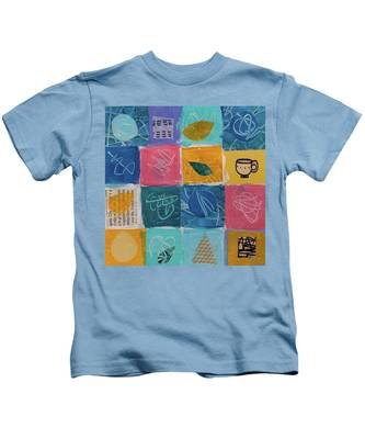 Tea Box One Kids T-Shirt