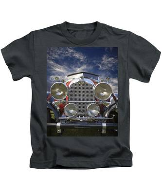 1928 Auburn Model 8-88 Speedster Kids T-Shirt
