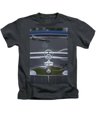1937 Mercedes Benz Kids T-Shirt