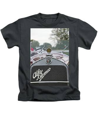 1931 Alfa Romeo Kids T-Shirt