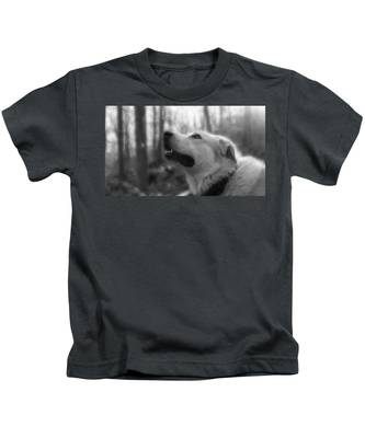 Bear Tooth Not Camera Shy Kids T-Shirt