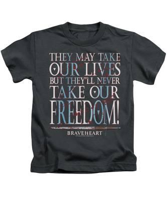 Historical Kids T-Shirts