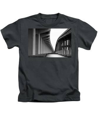 Bridge To Nowhere Kids T-Shirt