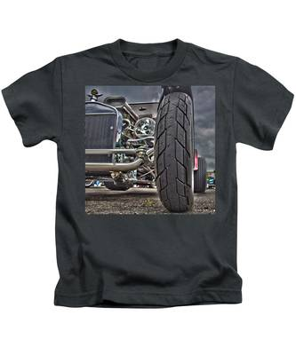 Ford In Hdr Kids T-Shirt