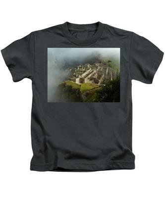 Machu Picchu Peru 2 Kids T-Shirt