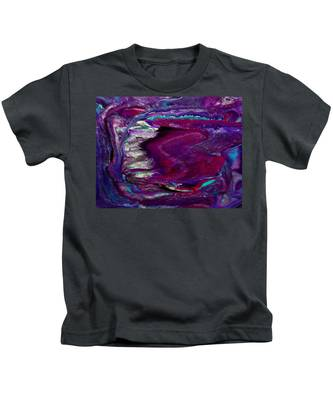 Purple Craze Kids T-Shirt