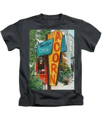 Acorn Theater Kids T-Shirt