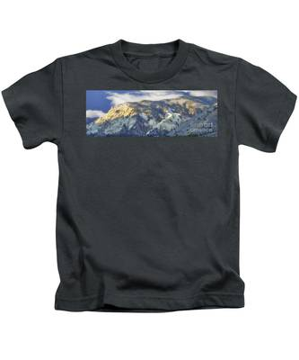 Big Rock Candy Mountains Kids T-Shirt