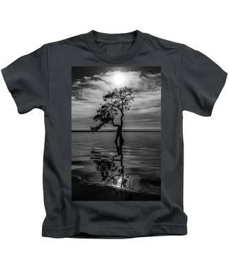 Cypress Reflections Kids T-Shirt