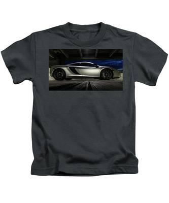 2012 Mclaren Mp4-12c Kids T-Shirt