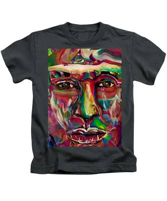 A New Man Kids T-Shirt