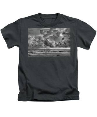 And The Rains Came 2 - Clouds Kids T-Shirt