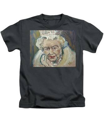 At Age Still Reigning Kids T-Shirt