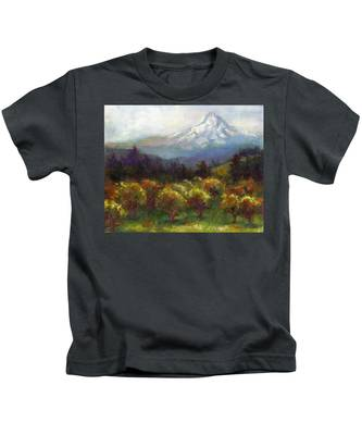 Beyond The Orchards Kids T-Shirt