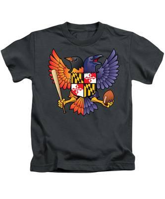 Orioles Kids T-Shirts