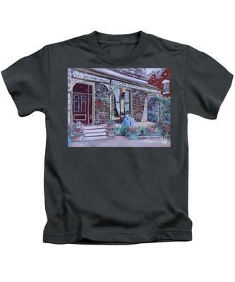 Blythewood Grange Ballarat Kids T-Shirt