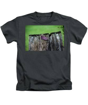 Brock's Leaf Kids T-Shirt
