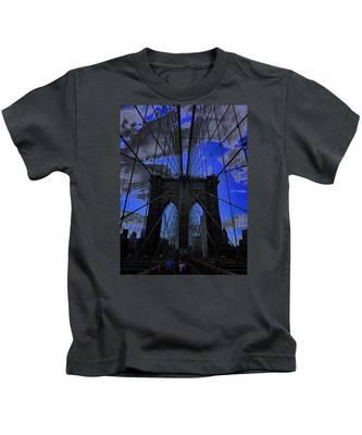 Brooklyn Bridge Kids T-Shirt
