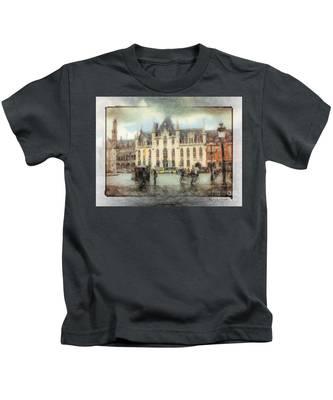 Bruges, Belgium Kids T-Shirt